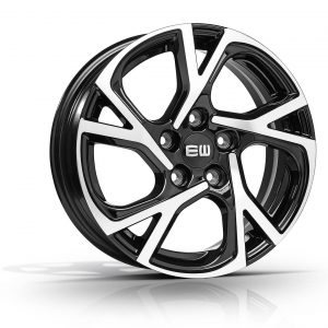 EJ02 - AGILE - Black Polished