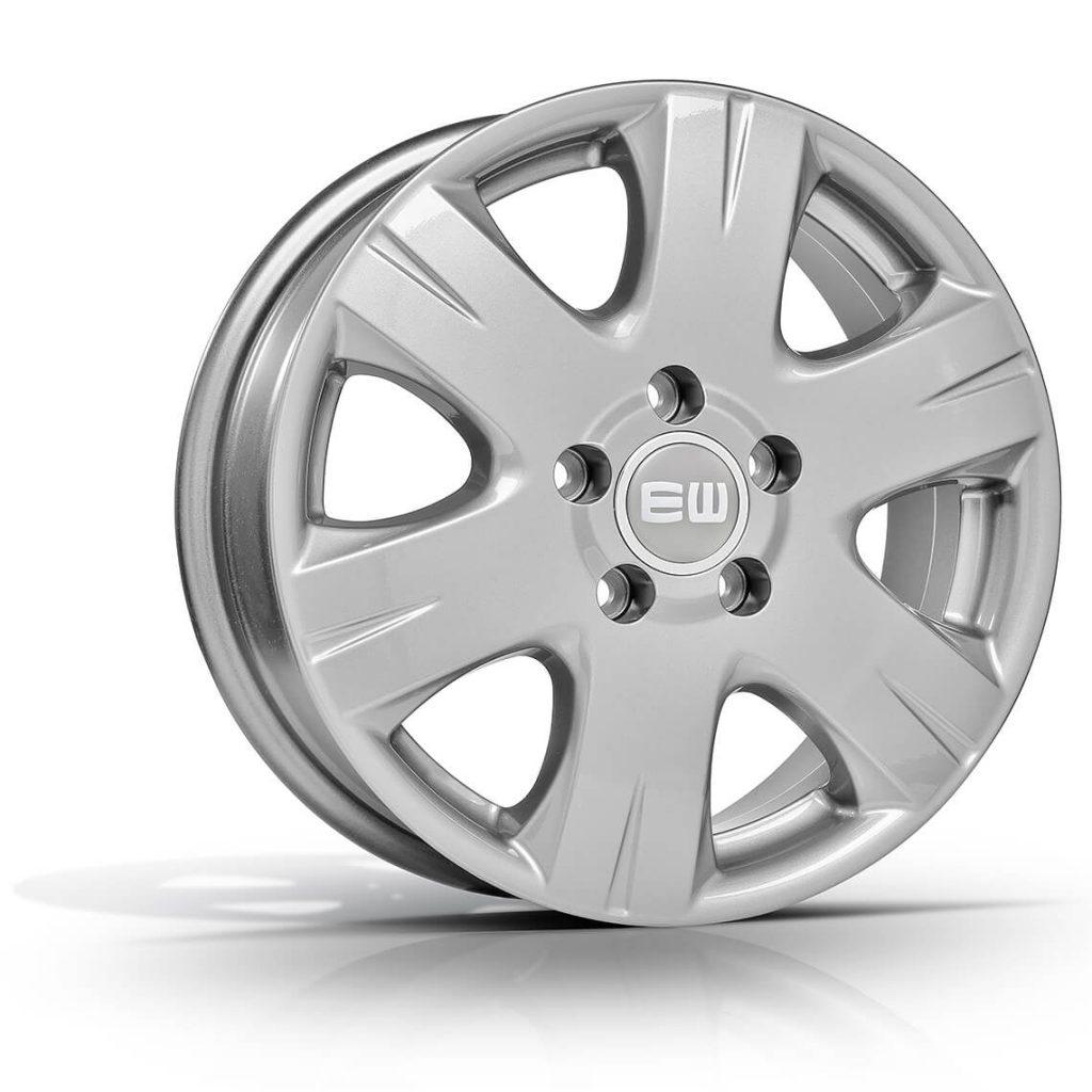 EJ03 - MIGHTY - Crystal Silver