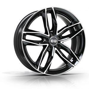 EW04 - MUST - Black Polished