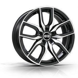 EW05 - SCORPION - Black Polished
