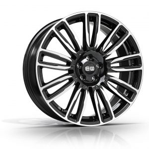 EW06 - MIRAGE - Black Polished