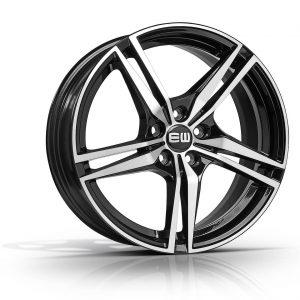 EW11 - RACER - Black Polished