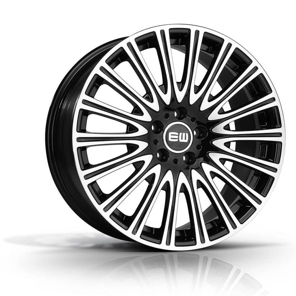EW13 - TURBINE - Black Polished