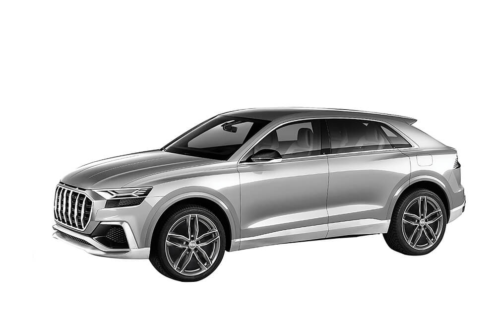 Elit-wheels - EW04- for Audi Q8