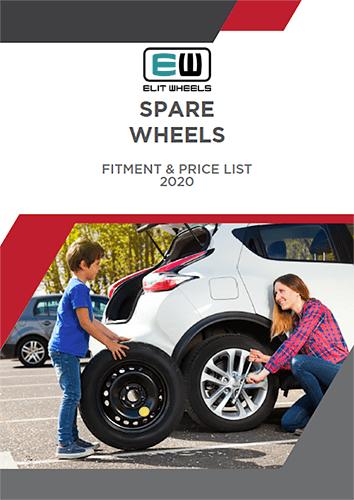 spare wheels catalogue price 2020 Elit Wheels